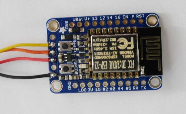 Fun With MQTT, using ESP8266, Arduino and Android – Frank's